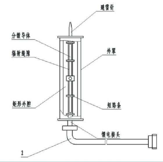 xgt409u型分米波全向发射天线已获广电总局入网认证.